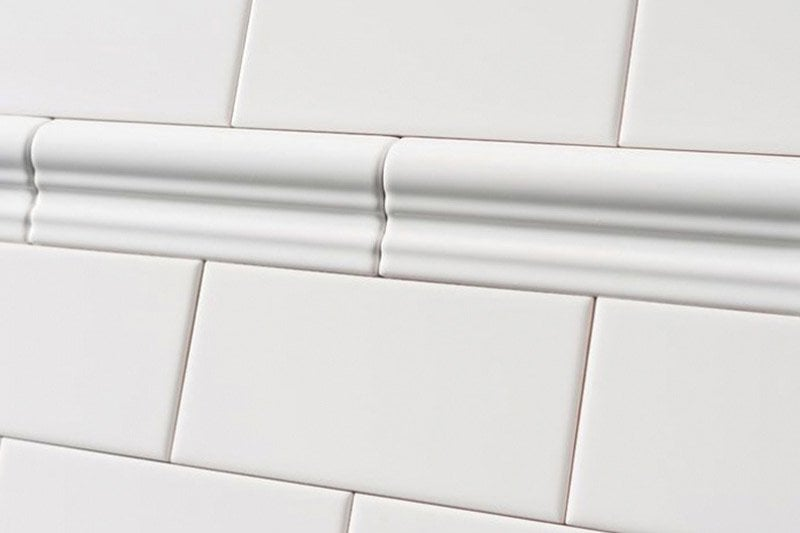 Stockists Of Dado Border Tile Mouldings The Mosaic Company