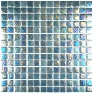 Vivara Iridescent Glass Mosaic