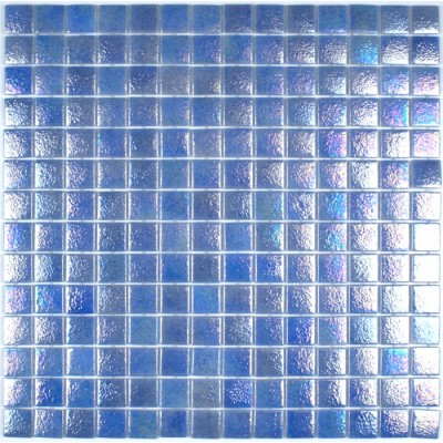 Capri Iridescent Glass Mosaic