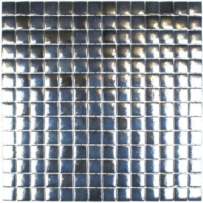 Cerboli Iridescent Glass Mosaic