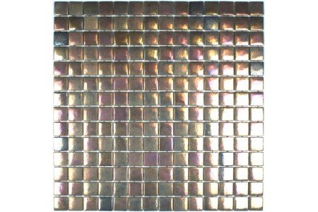 Lipari Iridescent Glass Mosaic