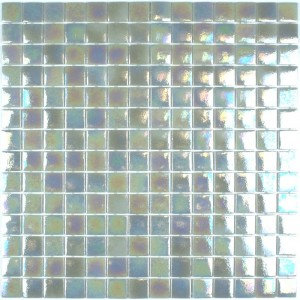 Molara Iridescent Glass Mosaic