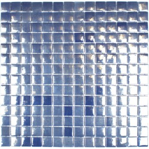 Panarea Iridescent Glass Mosaic