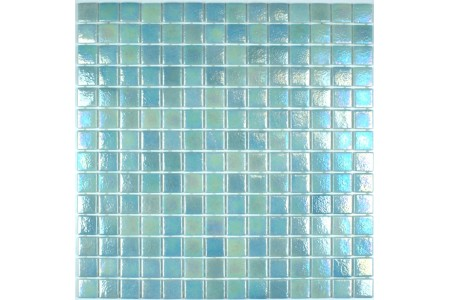 San Domino Iridescent Glass Mosaic