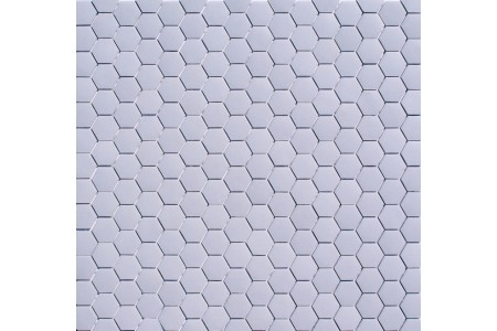 Stone Grey Hexagon Mosaic