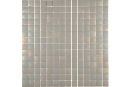 Urban Chic Aluminium Metallic Glass Mosaic