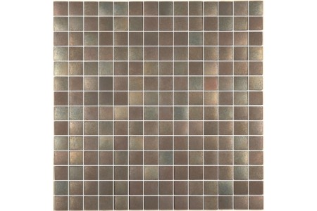 Urban Chic Copper Metallic Glass Mosaic