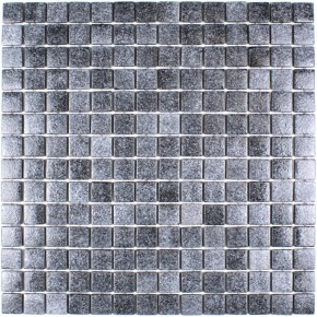 Shaded Charcoal Classic Glass Mosaic