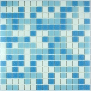 Classic Glass Mosaic Hawaiian Blend